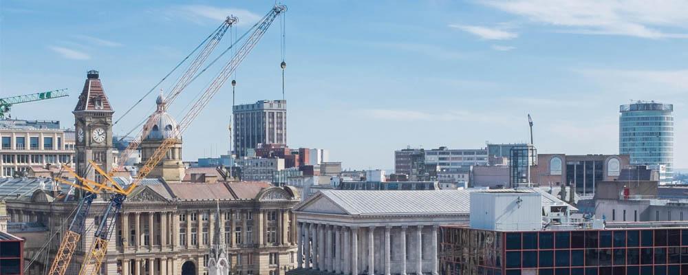 London skyline - Rathbone Investment Management