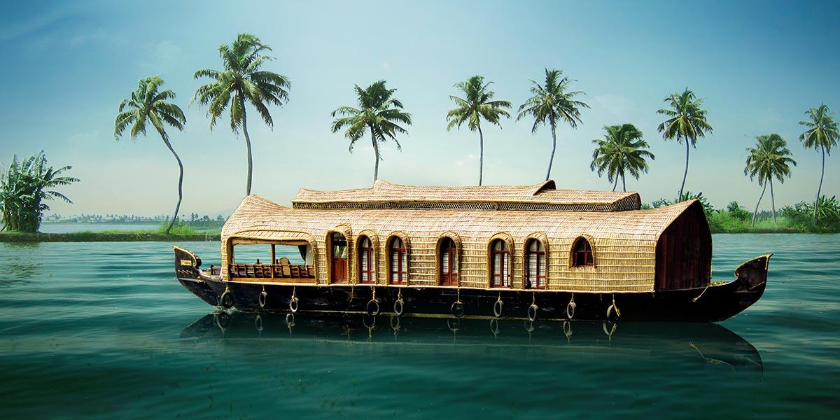 Boat in Kerala