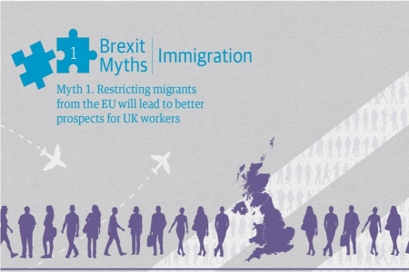 Brexit Myths Immigration title banner - Rathbone Investment Management