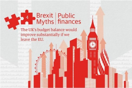 Brexit Myths Public finances title banner - Rathbone Investment Management