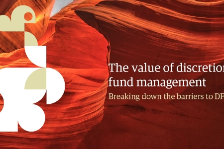 The value of DFM cover image